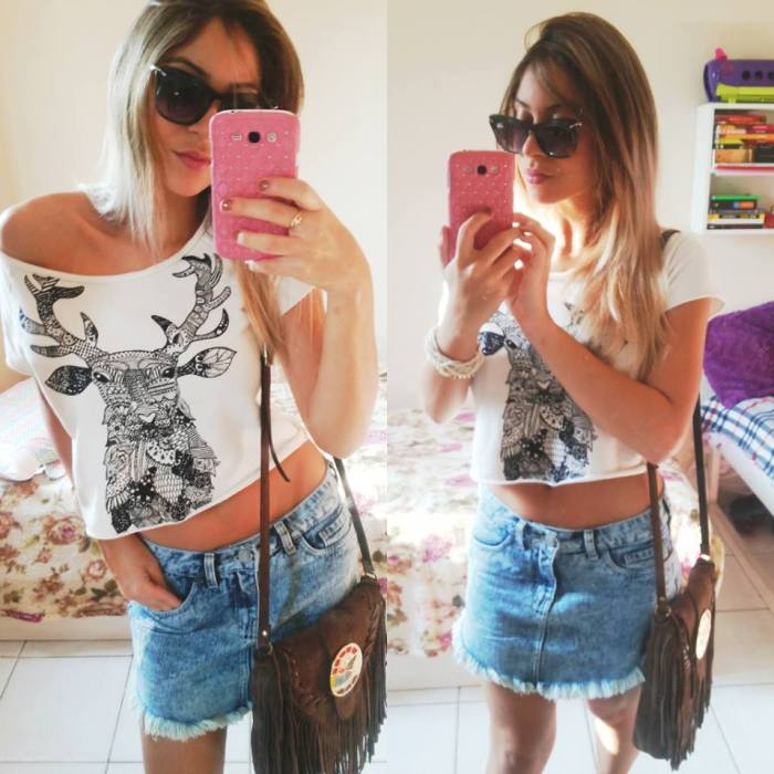 look do dia ingrid grosso meu look