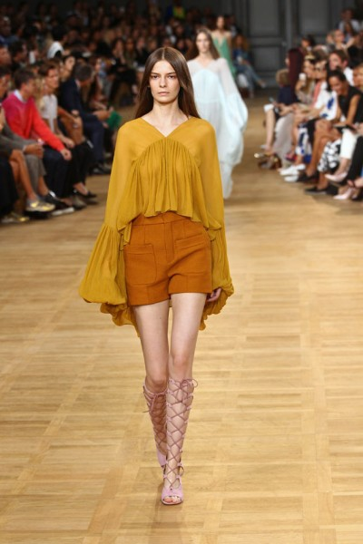 chole paris fashion week summer