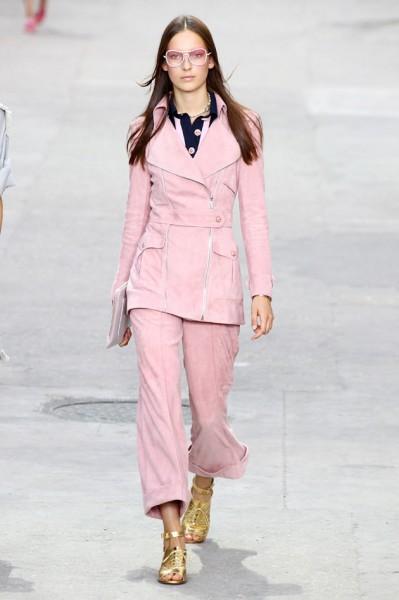 look rosa chanel