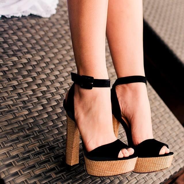 De sandalia da marca moleca - 3 8