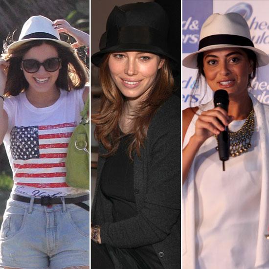 tendencia do chapeu