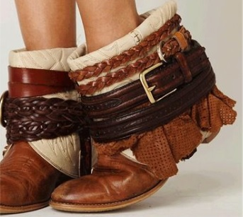 bijoux and belts for boots 12