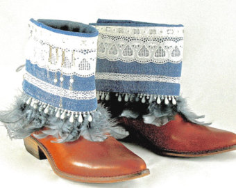 bijoux and belts for boots 16