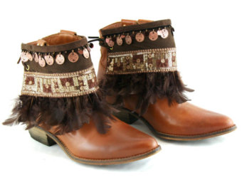 bijoux and belts for boots 20