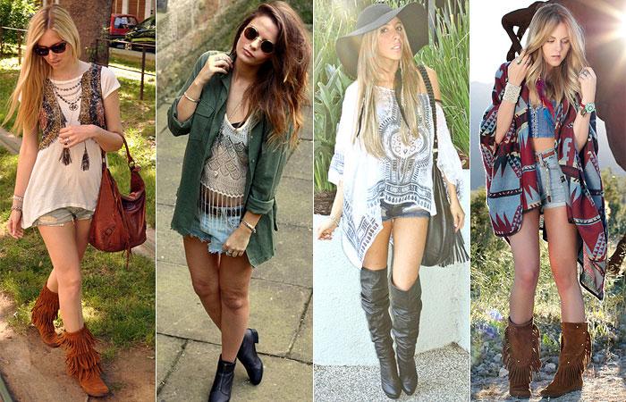 boots belt looks hippie chic 4