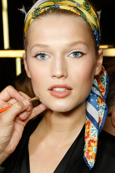 Dolce+Gabbana+Spring+2013 make basico