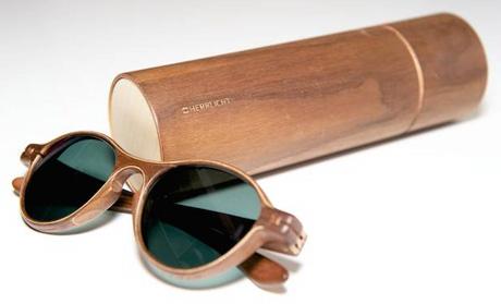 herrlicht-glasses óculos de madeira