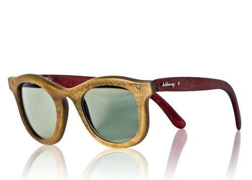 oculos madeira billabong 2