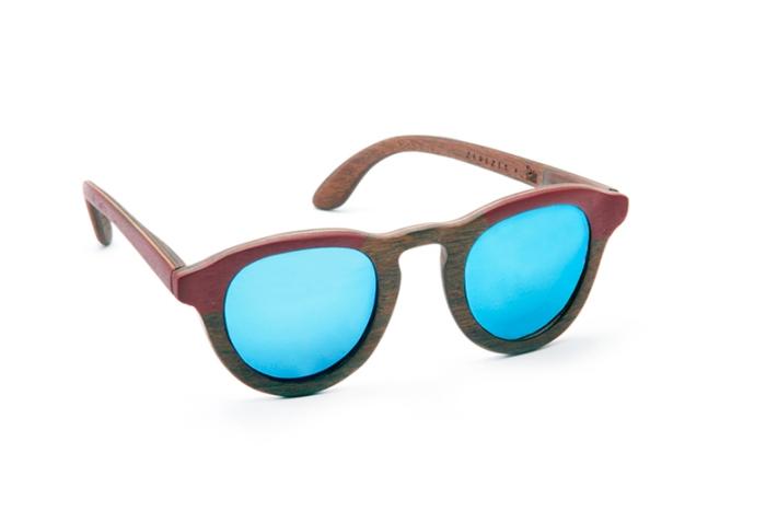 zerezes oculos de madeira