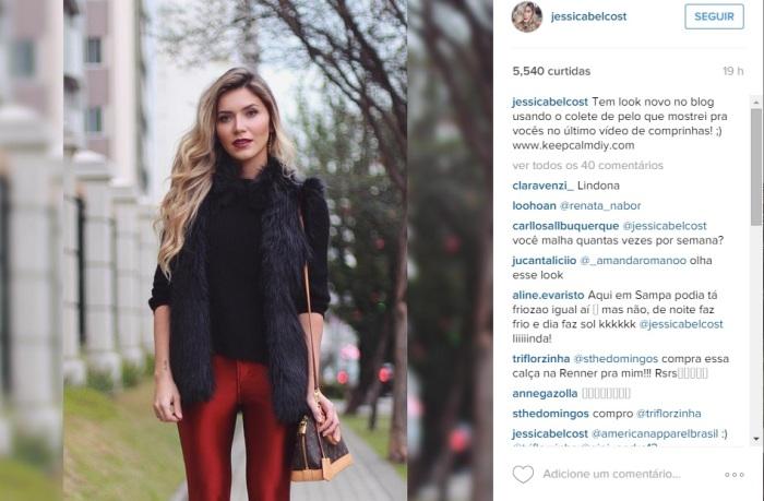 instagram discopants jessica belcost