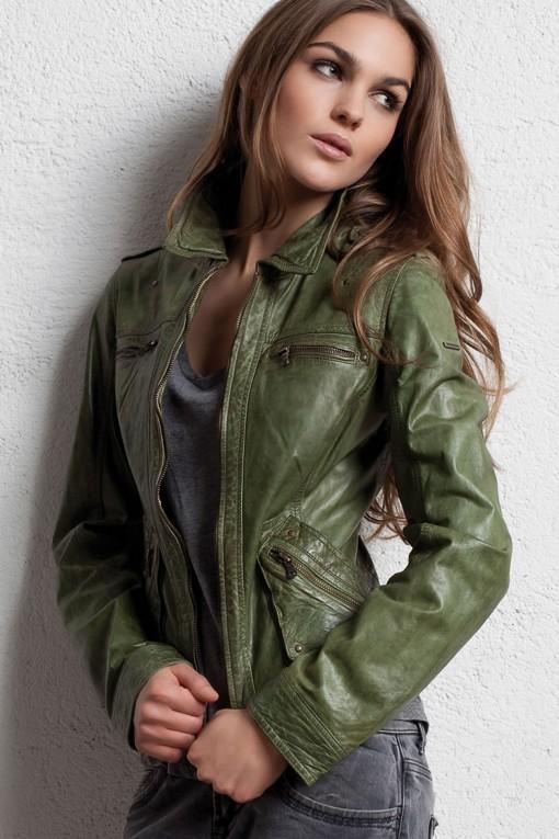 jaqueta-de-couro-colorida-militar