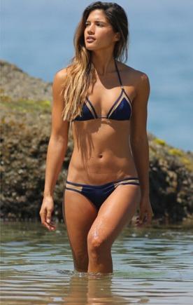 bikini com transparencia