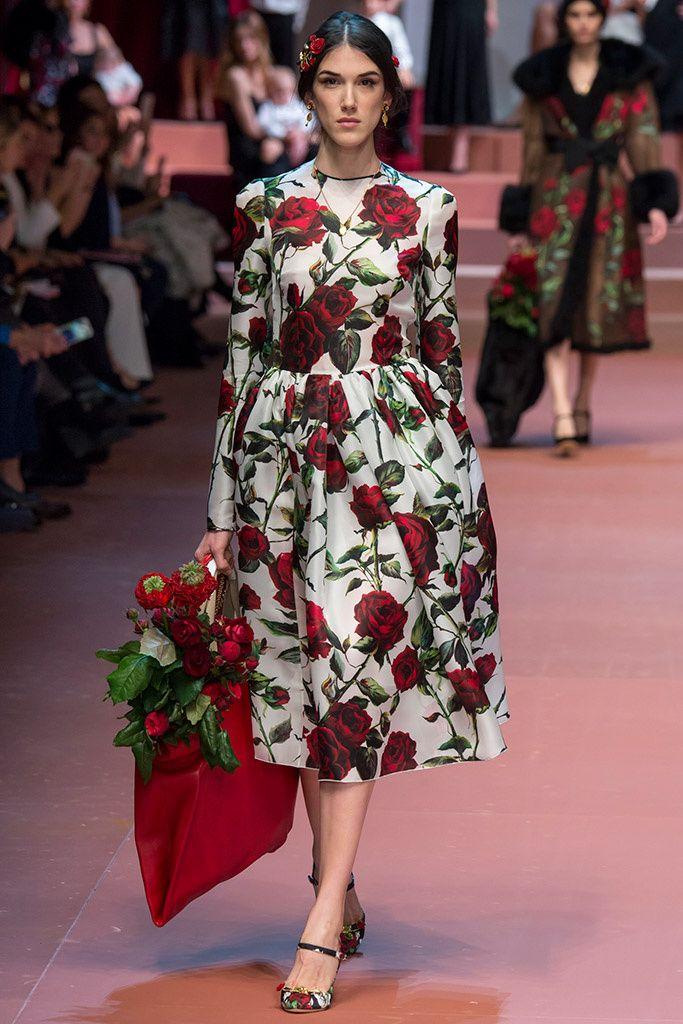 dolce gabbana 2016 fashion trend