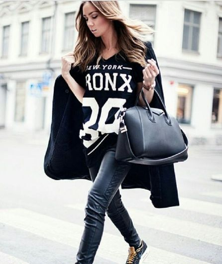 street style t shirt 2