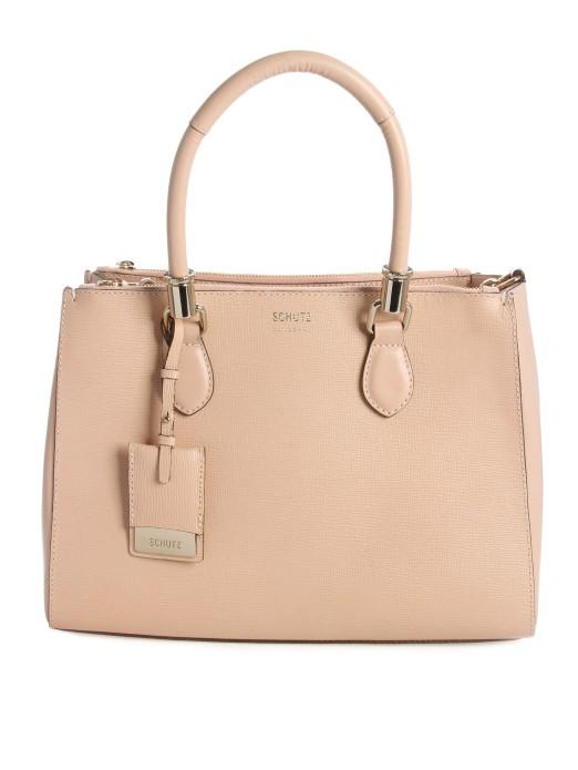 bolsa lorena rosa claro