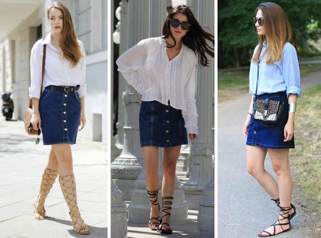 saia-jeans-com-botões na frente