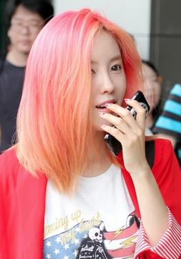cabelo rosa