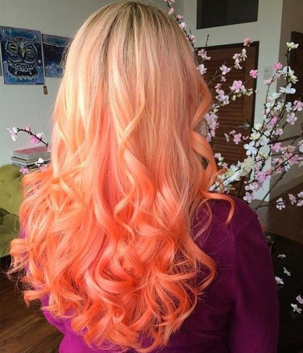 sunset hair 4
