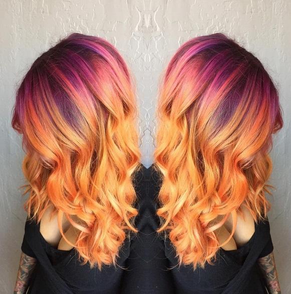 sunset hair ingrid grosso