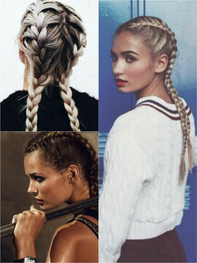 boxer braid hair