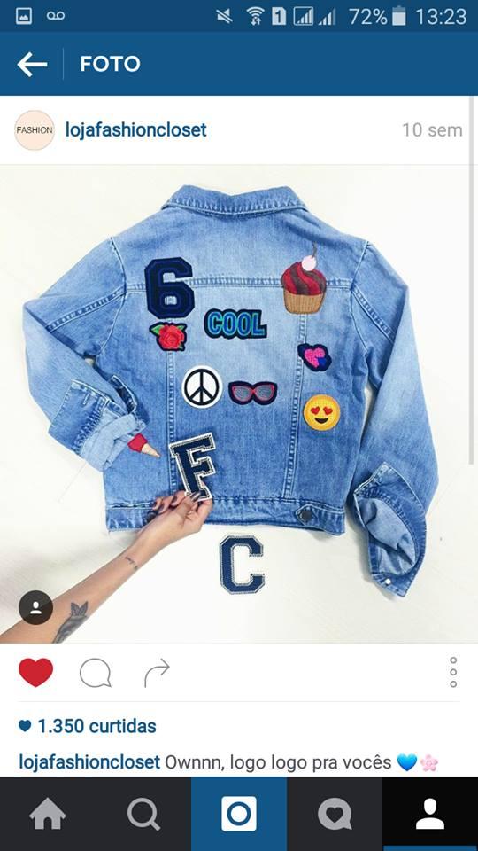 jaqueta com patches 11