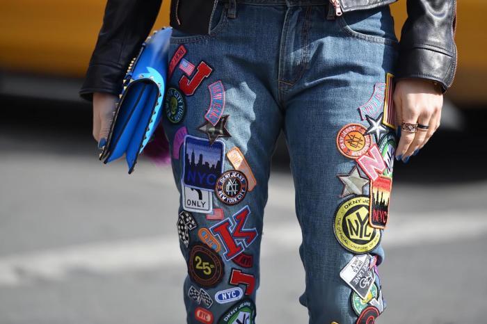 jaqueta com patches 7