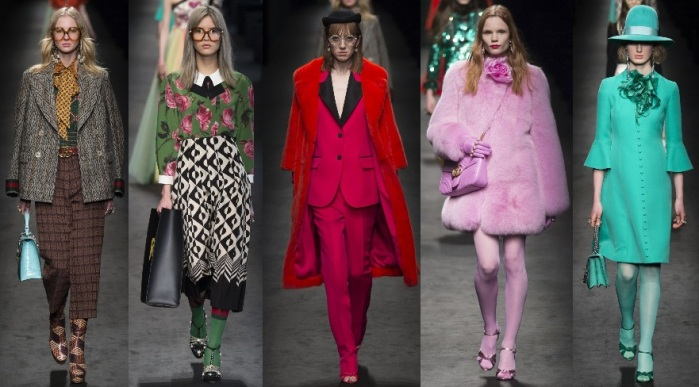 gucci mfw 2017 fall winter 2