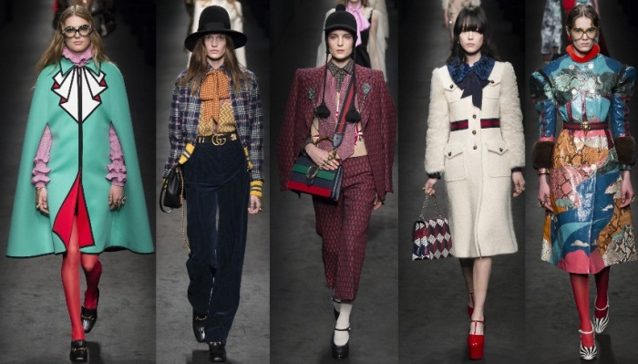 gucci mfw 2017 fall winter