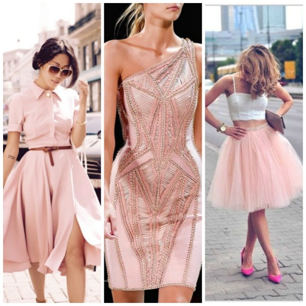 looks com rosa quartz 9