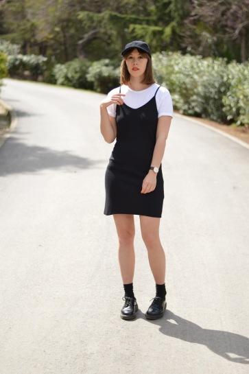 slip dress with tshirt 3